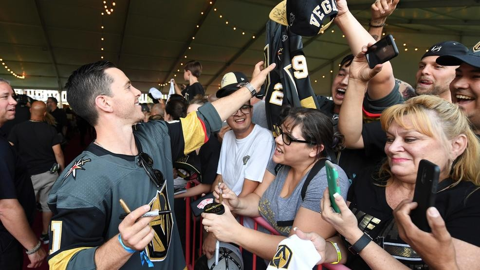 Golden Knights' Marchessault on 'Last Men In' ballot for NHL All