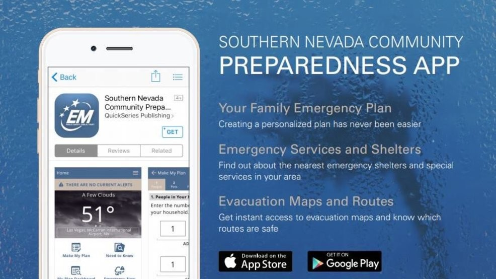 Clark County reminds citizens to download preparedness app in wake