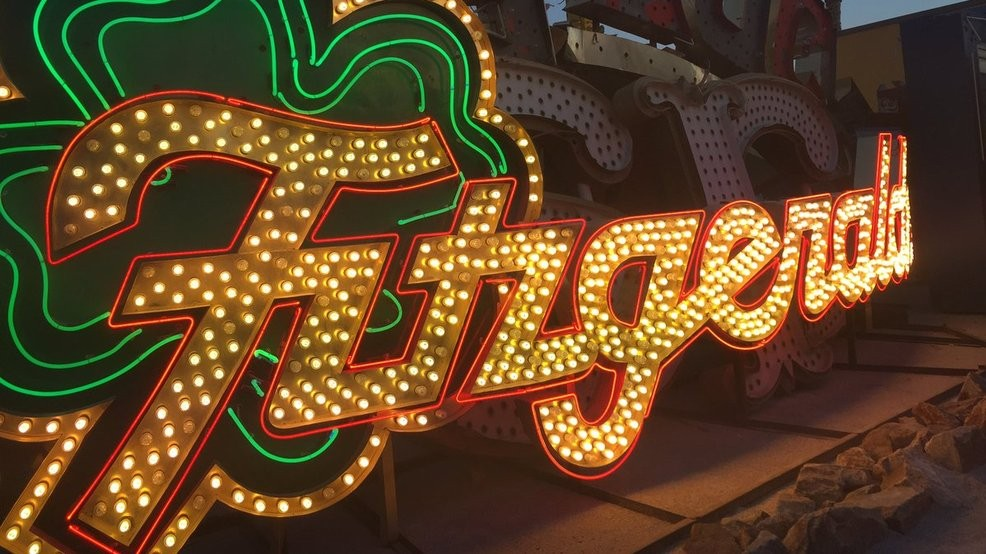 Bill would make neon the official state element of Nevada | KSNV