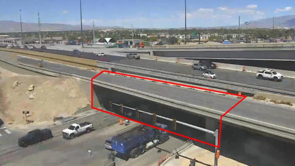 Project Neon: More closures for bridge demolition at MLK & 95   KSNV