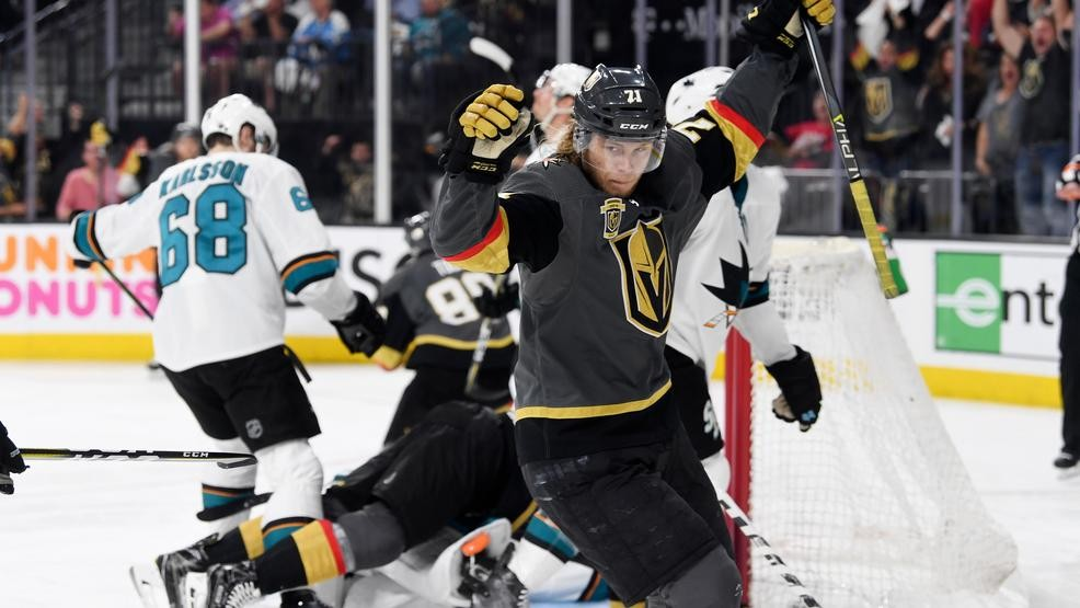 9 Vegas Golden Knights Games To Be Broadcast On Nbc Sports Ksnv