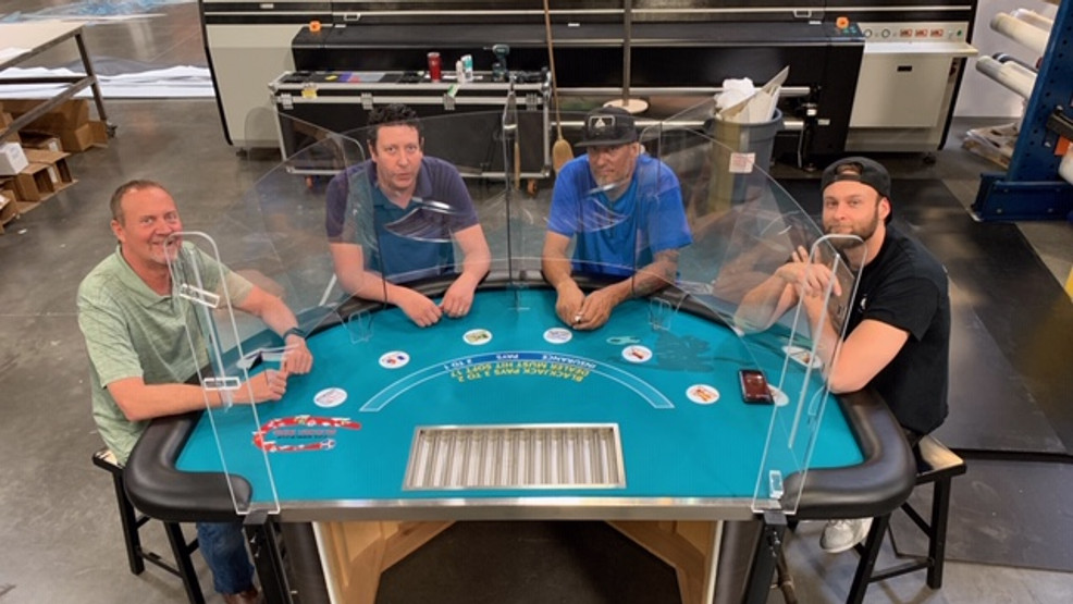 Las Vegas Company Designs Manufactures Gaming Barriers For Casinos Ksnv