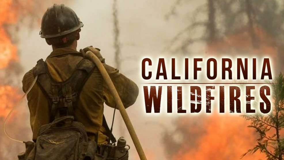 California's Wildfire Catastrophe