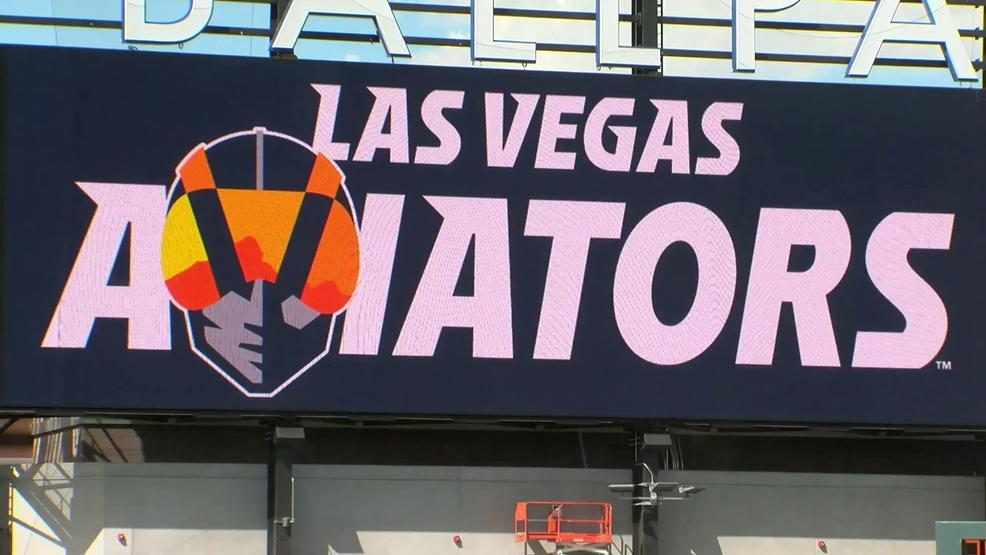 1d39c0afc Las Vegas Aviators to play first game at new ballpark on Tuesday | KSNV