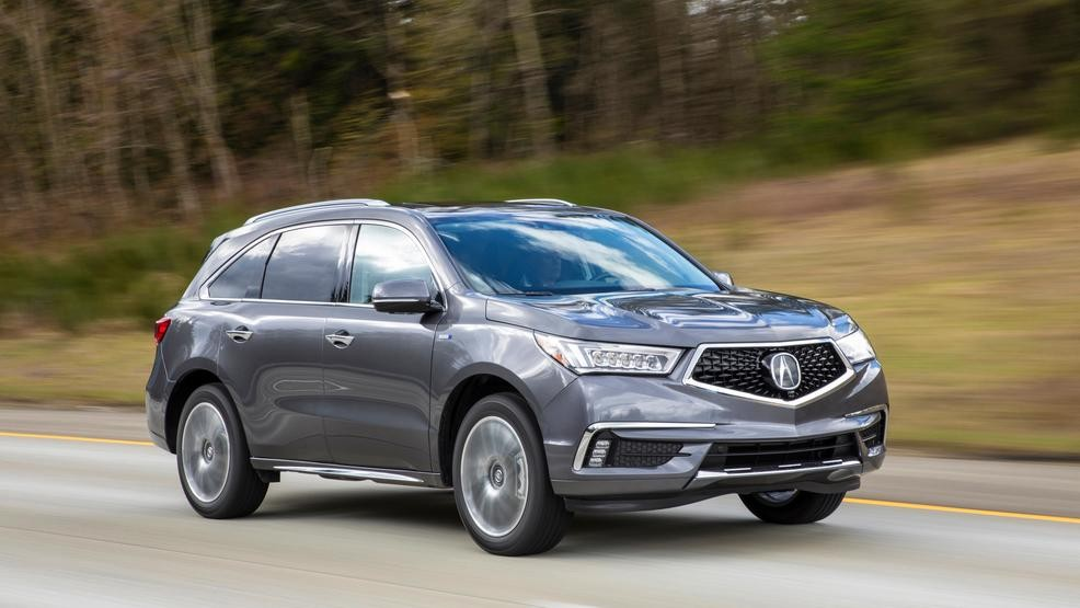 This week's recalls: Acura, Dodge, Ford, Honda, Jeep ... on
