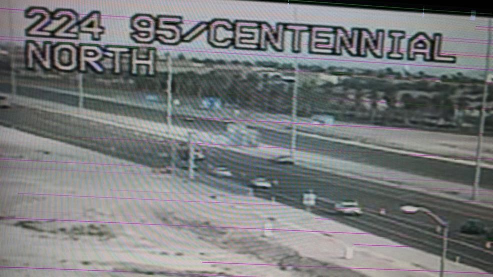 Motorcyclist killed in crash at U S  95 & Centennial Parkway