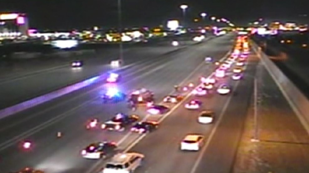 One killed, one injured after motorcycle crash on I-15 near