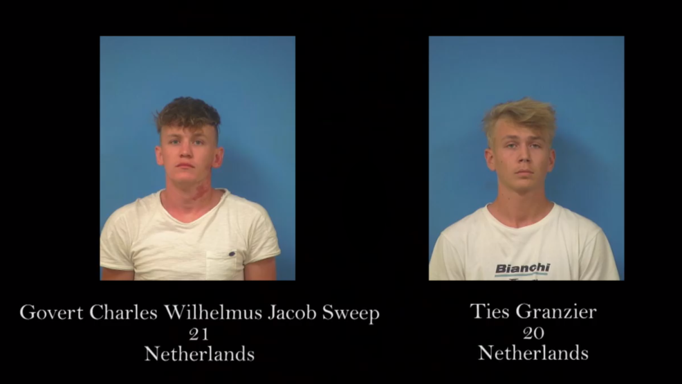 YouTuber from Netherlands accused of trespassing on NNSS