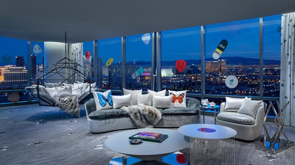 Two Nights At The Palms New Empathy Suite Will Cost You