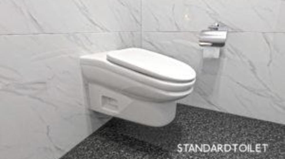 New Toilet Design Aims To Stop Employees From Taking Long