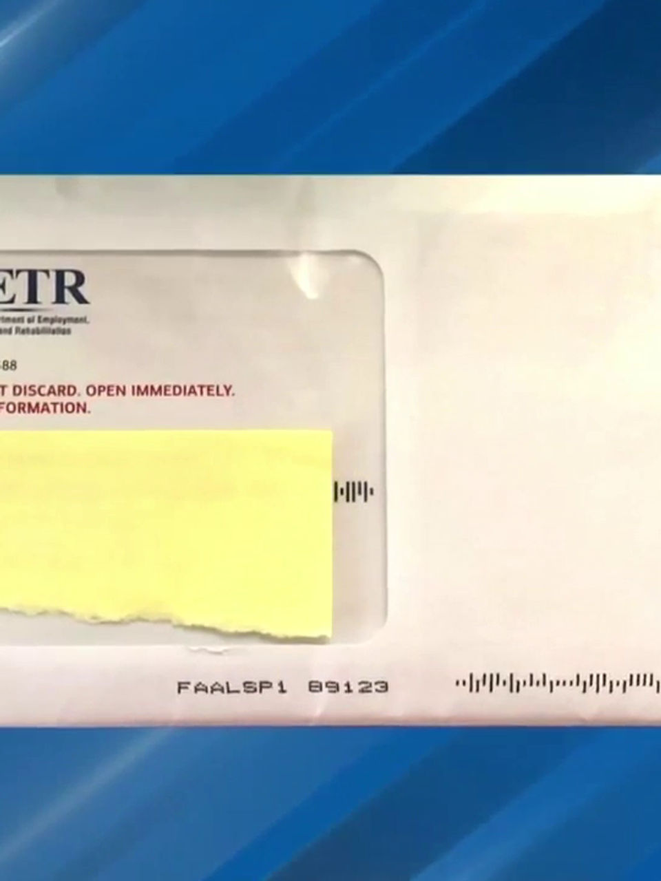 Las Vegas Valley Woman Keeps Getting Detr Unemployment Cards For Other People Ksnv