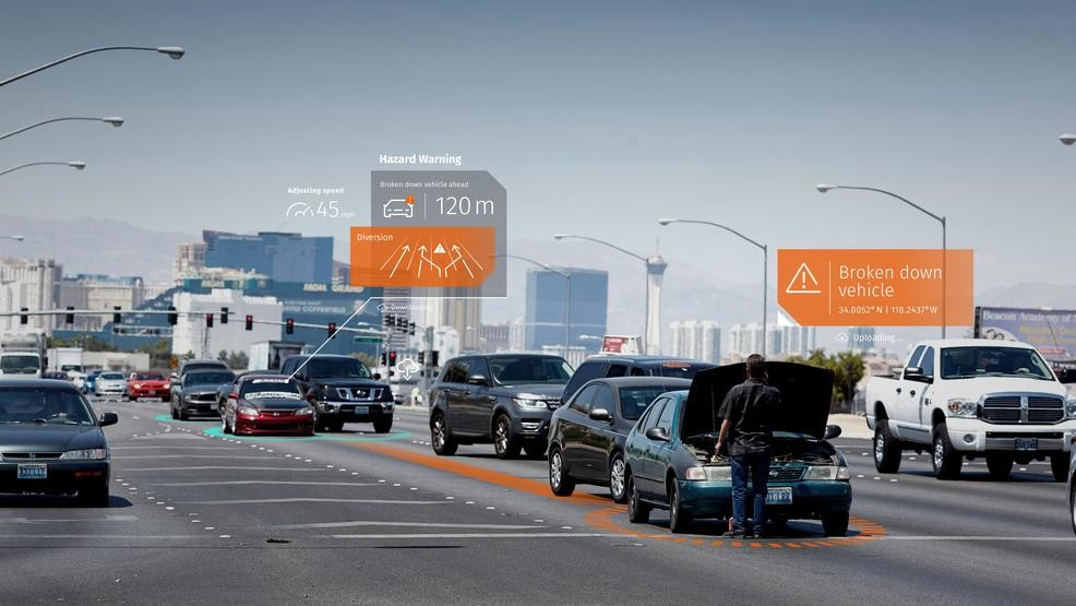 Another Weird Little Driving Hazard In >> New Tech Could Alert Drivers To Potholes Ksnv