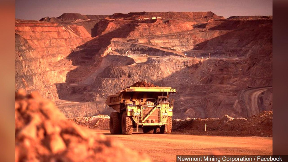Barrick Gold drops takeover bid for Newmont Mining | KSNV