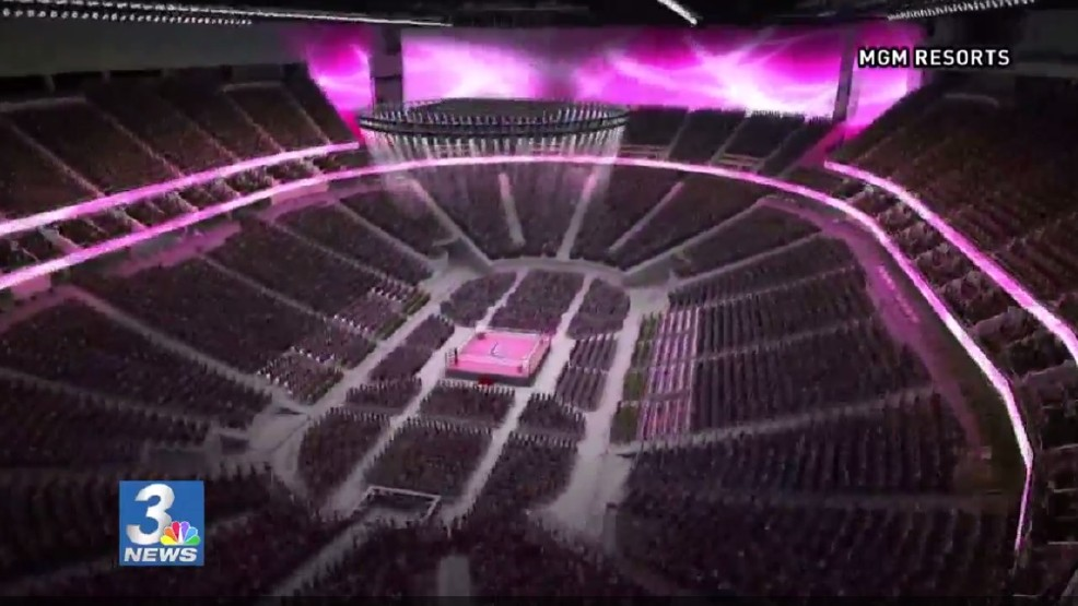 T Mobile Arena Opens Doors In 10 Weeks Bringing Jobs And