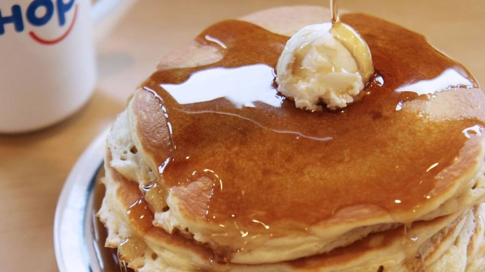 Ihop Offering Free Pancakes On National Pancake Day To Help Pediatric Services Ksnv