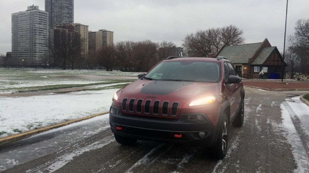 2016 Jeep Cherokee Trailhawk Capability And Clever Features Will Win You Over