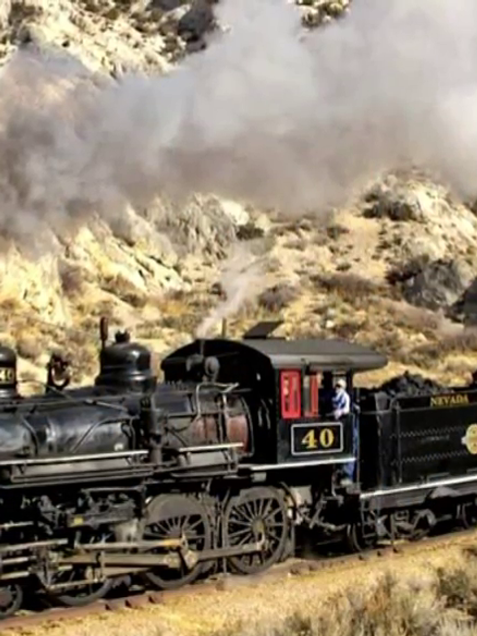 The Nevada Northern Railway Opens Soon For Haunted Rides Ksnv