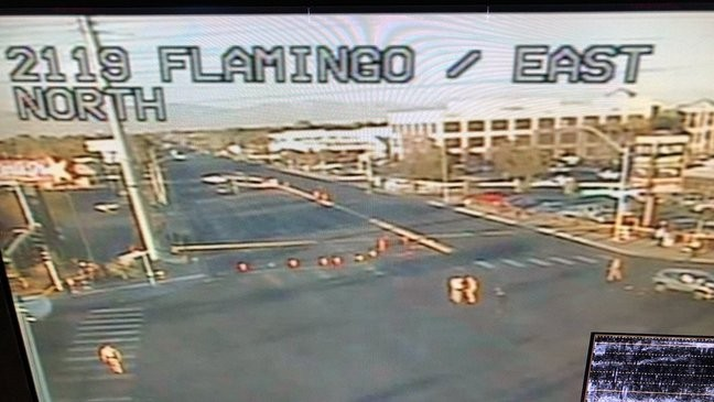 Driver arrested in crash that killed 3, injured 7 at Flamingo and