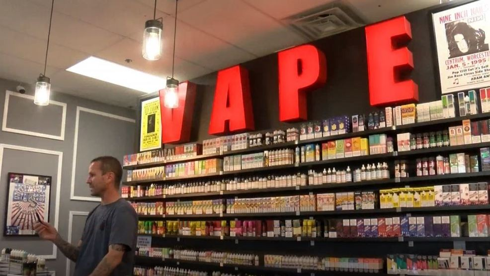 Vape shop owner says ban on flavored products would 'destroy