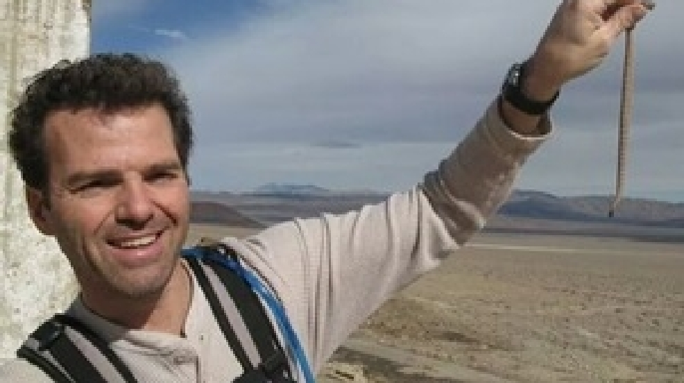 Cell phone of missing hiker found near abandoned mine shaft