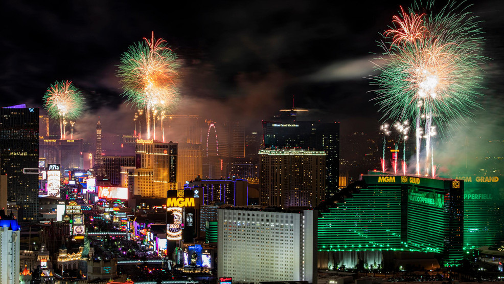 No Fireworks Show Planned For 2021 New Year S Celebration In Las Vegas Ksnv