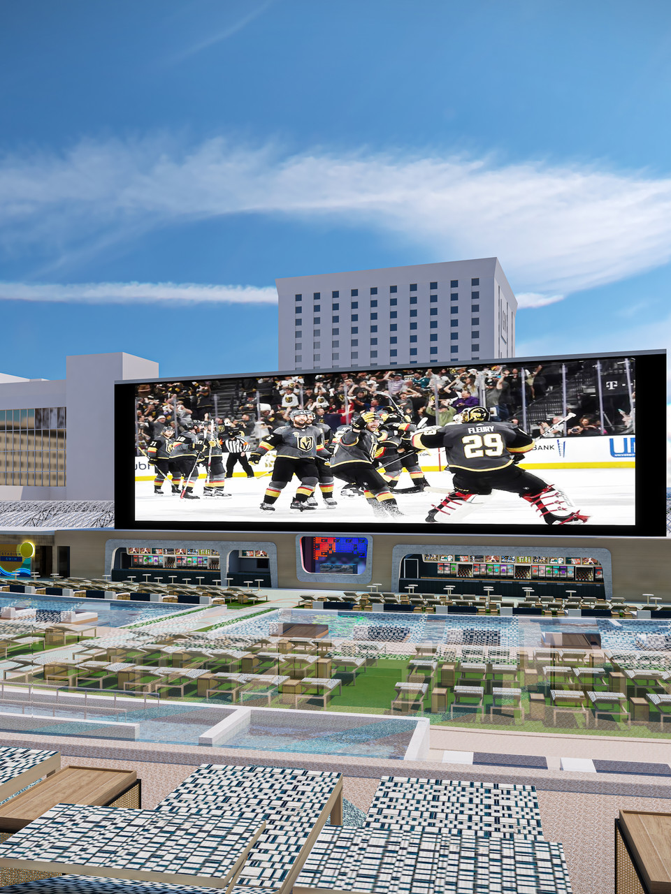 Circa Las Vegas Looking To Hire For More Than 100 Jobs At Multi Level Pool Ksnv