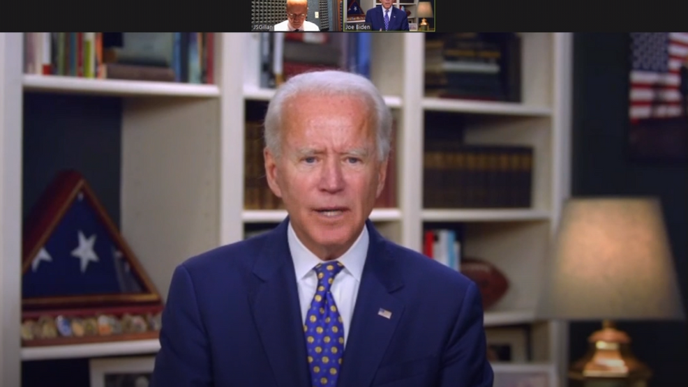 Biden To News 3 Trump Behind The Curve On Pandemic Calls For National Mask Mandate Ksnv