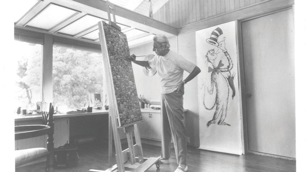 The art of Dr  Seuss to be featured at SKYE Art Gallery in